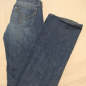 Citizens of Humanity Kelly Low Waist Bootcut